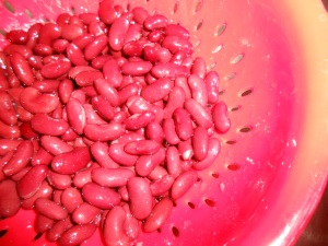 Kidney Bean salad 003