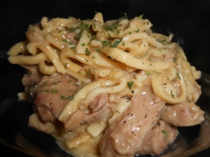 pork and garlic noodles 011