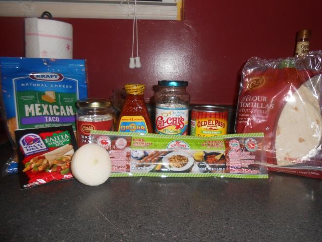 Chorizo Bake 001
