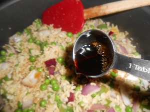 veggie fried rice 010