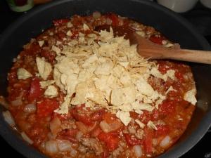 Chili mac casserole 013