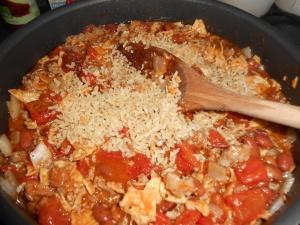 Chili mac casserole 014