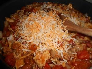 Chili mac casserole 015