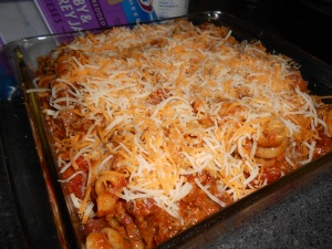 Chili mac casserole 019