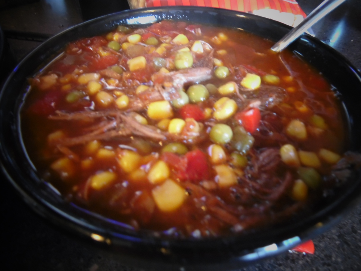 CoCo's Veggie Soup