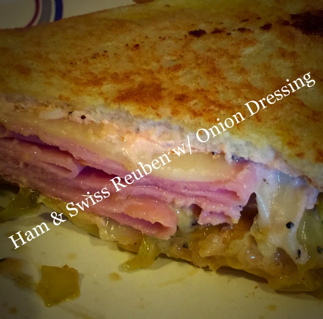 ham and swiss reuben